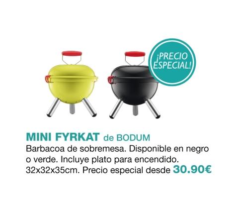 Mini Fyrkat