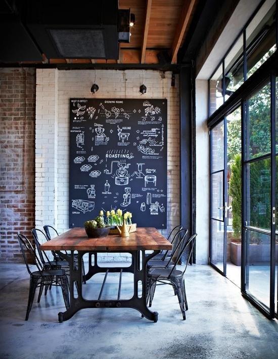 Muebles de estilo industrial la oca es inspiraci n - Estilos de mobiliario ...