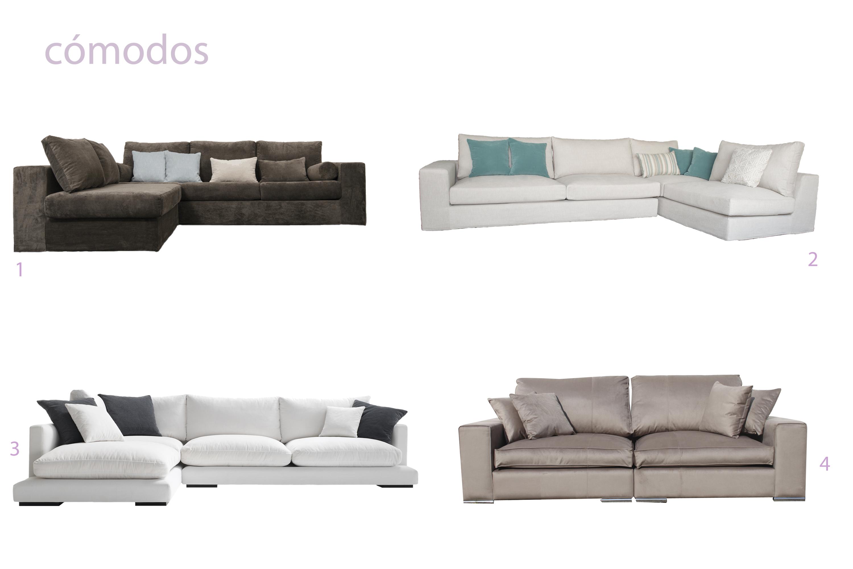 El mes del sof la oca es inspiraci n for Sofas articulados modelos
