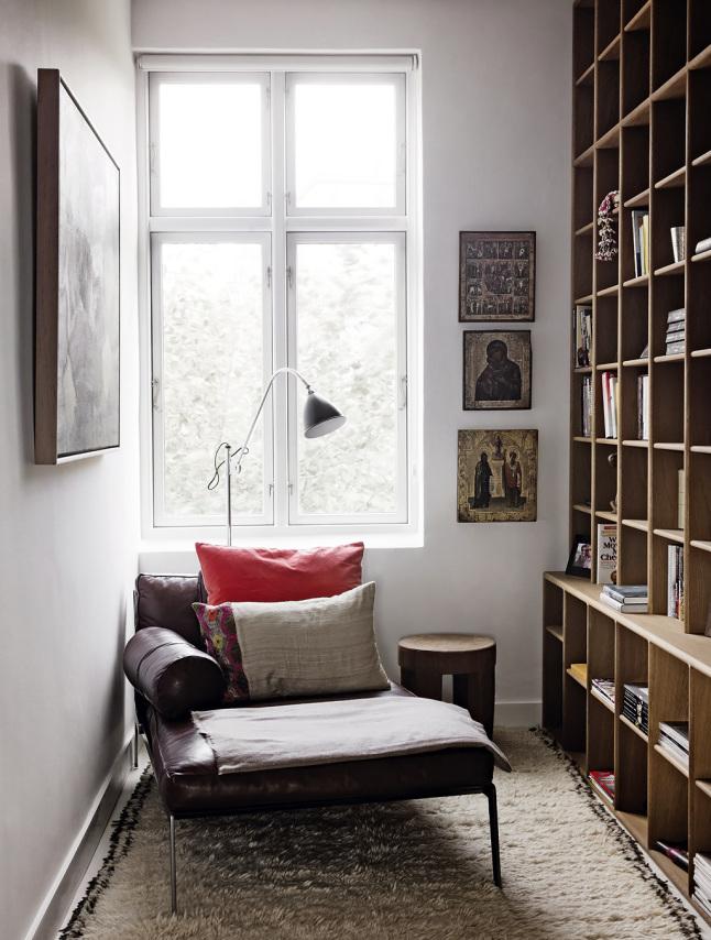 tambin son piezas muy prcticas en los dormitorios ya sea utilizadas como descalzadoras creado un agradable rincn de trabajo o simplemente un rincn de - Sillon Lectura