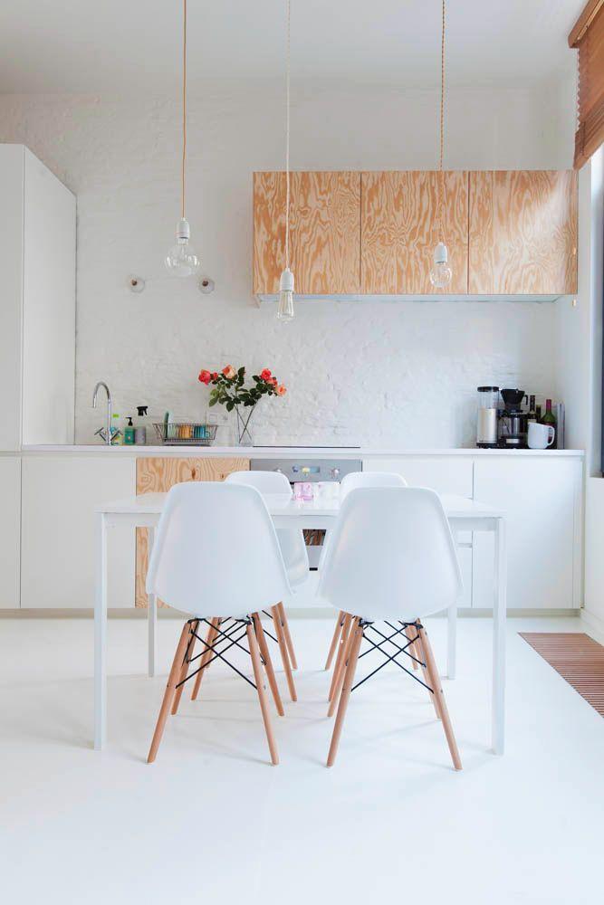 Crea un office en tu cocina la oca es inspiraci n for Crea tu cocina en 3d