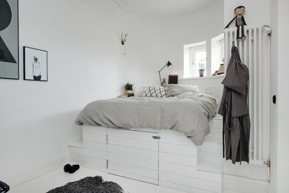 Amenajare practică într-un apartament de 67 m²  16