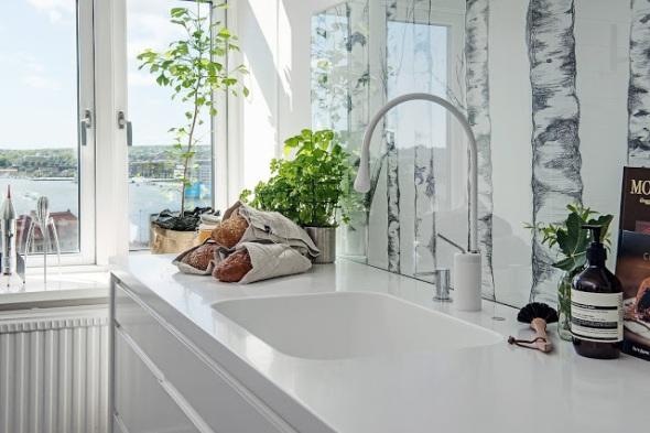 Amenajare practică într-un apartament de 67 m²  3