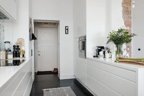 Amenajare practică într-un apartament de 67 m²  4