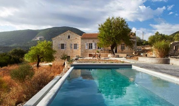 Villa Kalos - Dream Greek Getaway Hideaway - West Egg Blog - Louisa Blackmore 1