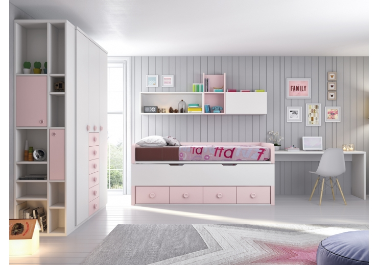 Decora la habitaci n juvenil la oca es inspiraci n - Disenar habitacion juvenil ...