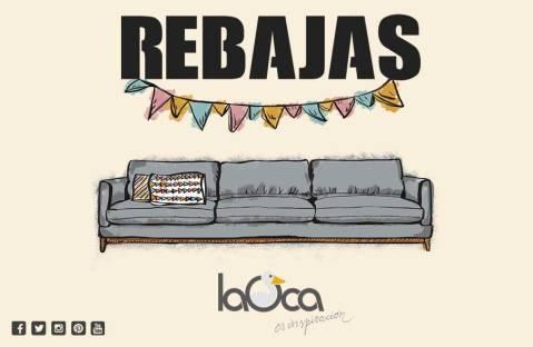 Catalogo Rebajas La Oca 2016