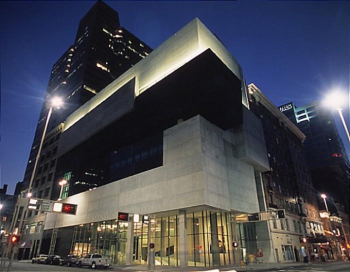 Centro de Arte Contemporáneo Rosenthalm, en Ohio