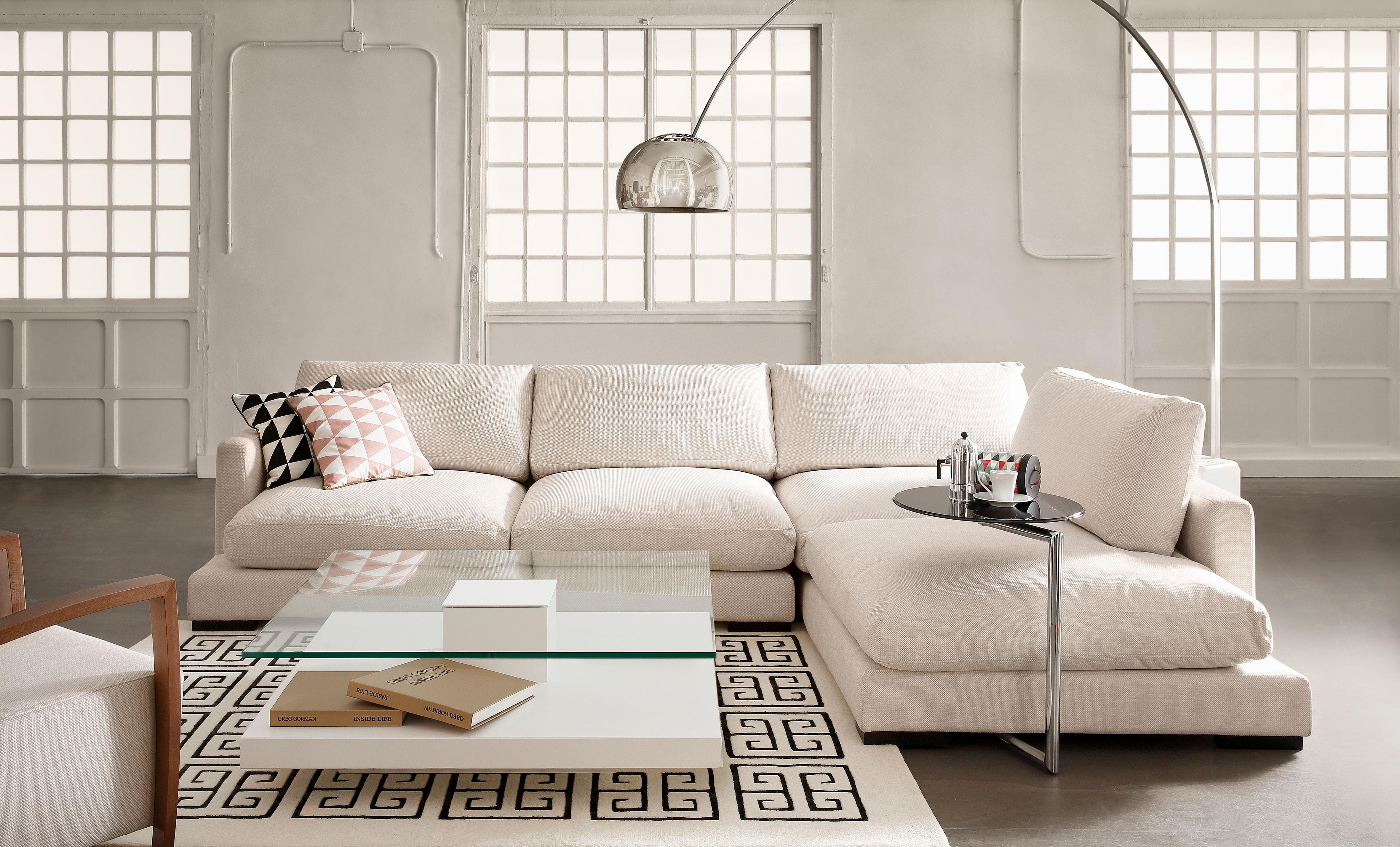 Nuestro sof del mes el lancelot la oca es inspiraci n - Sofas la oca ...